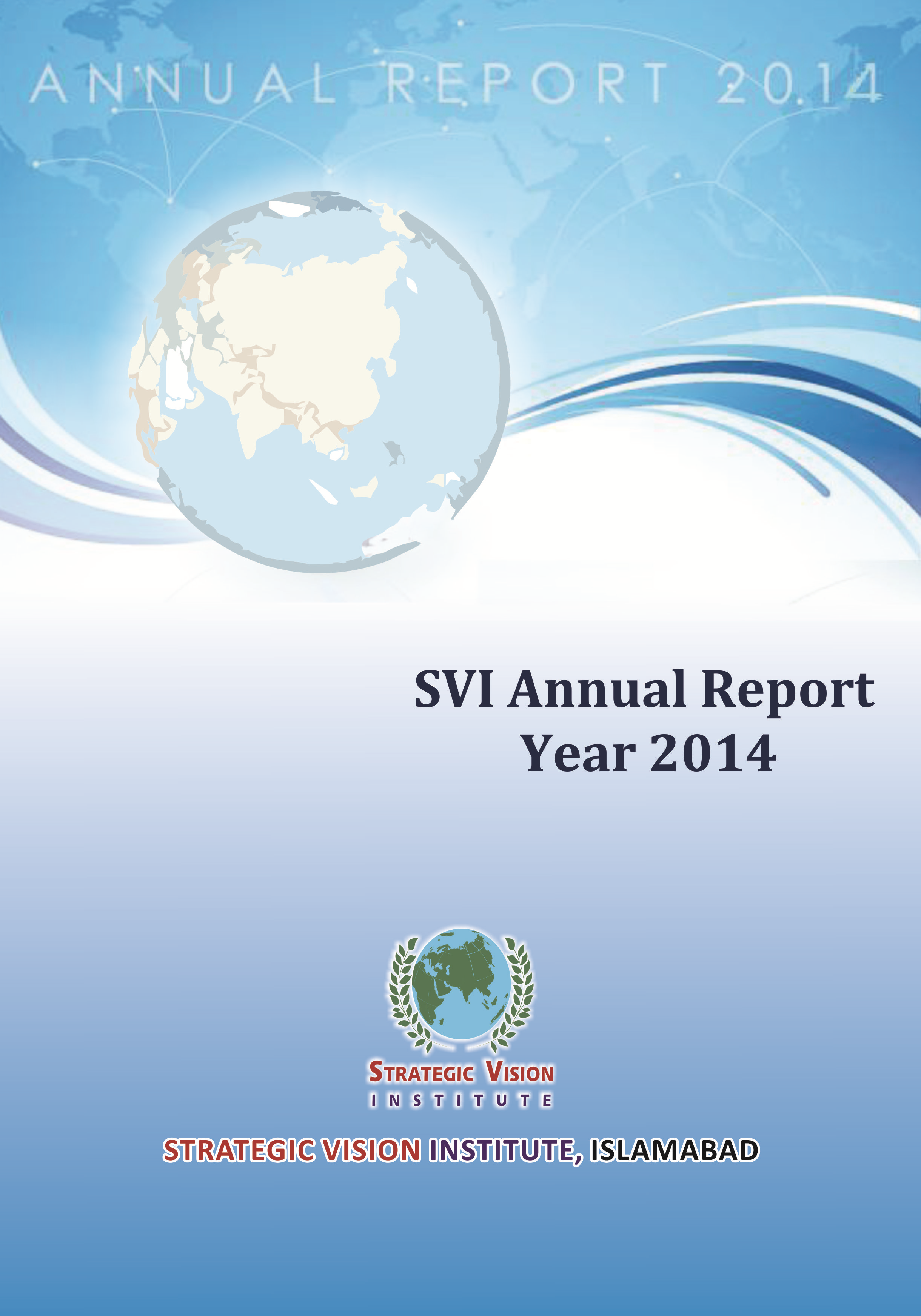SVI Annual Report 2014