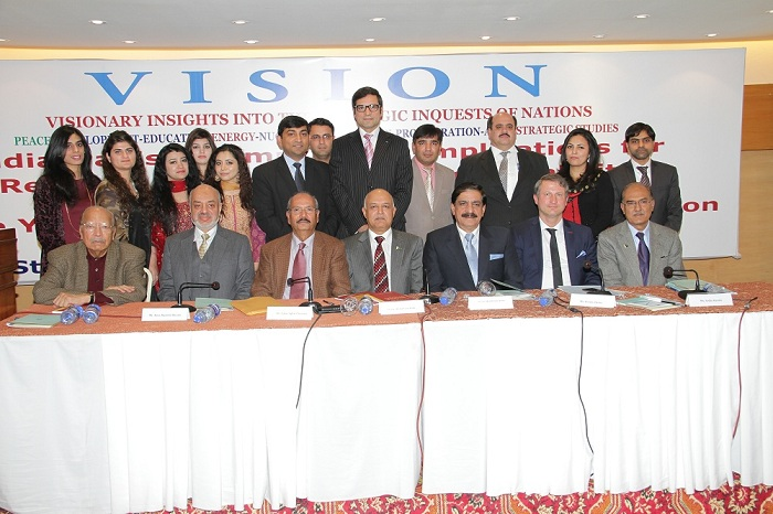 Report on SVI Seminar January 2016:   India-Pakistan Impasse and Implications for Regional Diplomacy/Strategic Stability & Three Years of SVI: A Commemoration