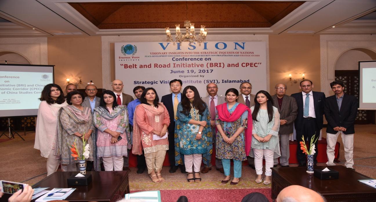 Report on Belt and Road Initiative (BRI) and China-Pakistan Economic Corridor (CPEC)