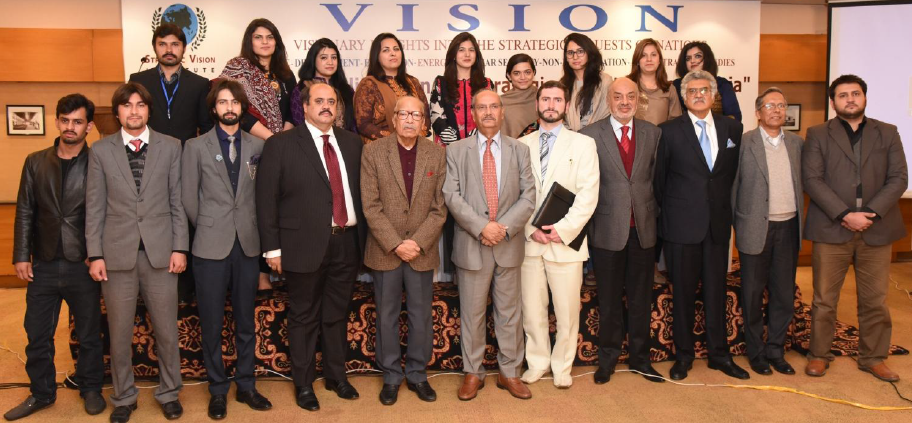 Bi-Montly Seminar: Disarmament, Non-Proliferation and Strategic Stability in South Asia on 13th December 2017
