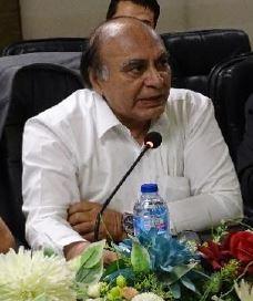 Javed Khurshid – NSG