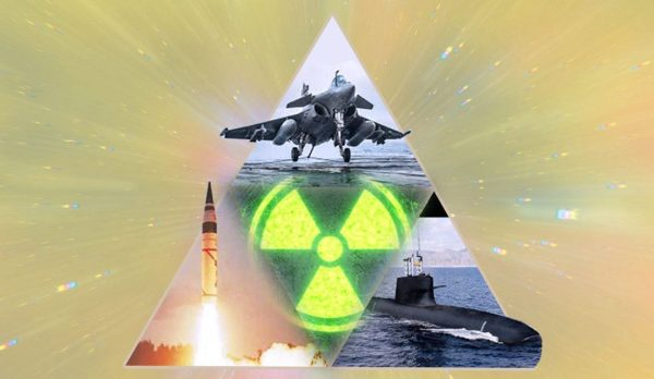 PRESENT LIMITATIONS TO INDIA'S NUCLEAR TRIAD