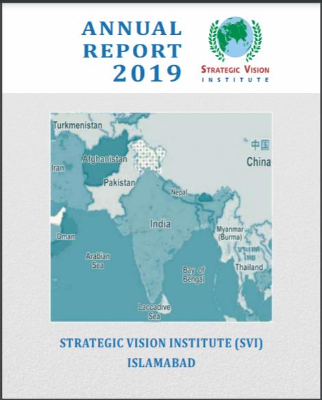 SVI Annual Report 2019