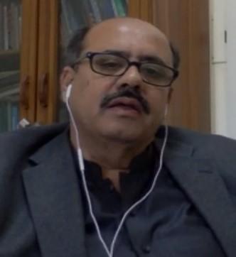 Dr Zafar Jaspal