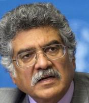 Ambassador Zamir