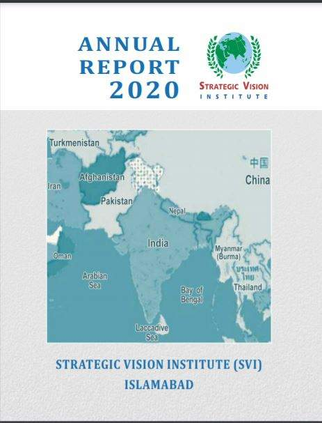SVI Annual Report 2020